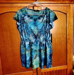 Apt 9 dress shirt. NWT.
